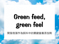 Green feed,green feel